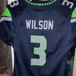 Small Woman's Seahawks Jersey